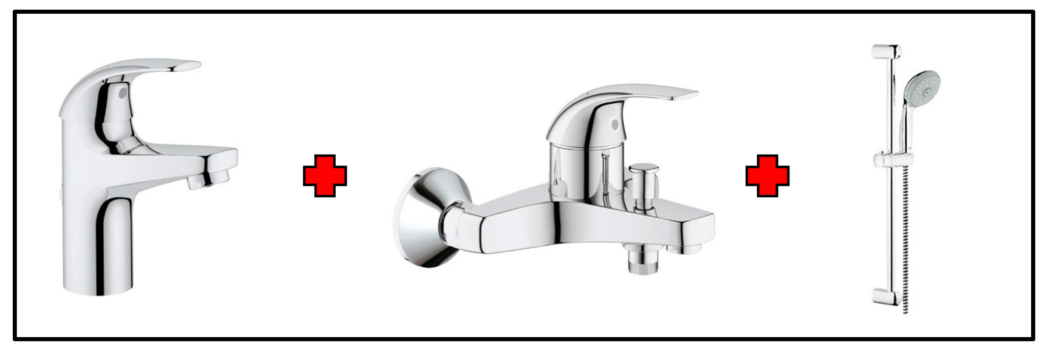 Grohe Mixer Package Promotions