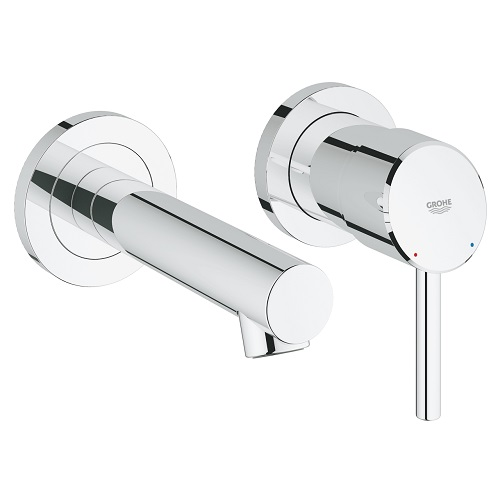 Grohe Concetto wall mounted basin mixer 19575001
