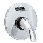 TOTO Helio TX404SH Concealed Bath & Shower Mixer