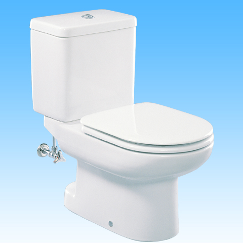 Charmant TOTO Water Closet / Toilet Bowl CW860NJ