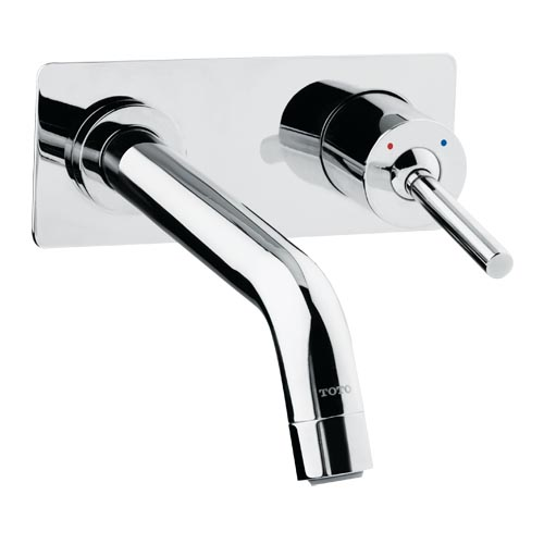 Toto Wall Mount Basin Mixer Tx120lej Ideal Merchandise