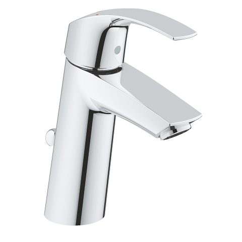 Sp[ecification Grohe EuroSmart new basin mixer M-size 23322001