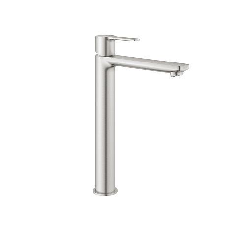 Grohe Lineare Single-lever basin mixer XL-Size_Matte Super Steel 23405DC1