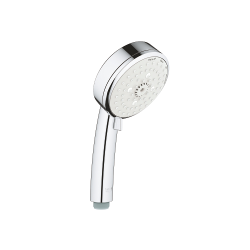 Grohe new tempesta cosmo 100IV hand shower 4 spray pattern 27575002