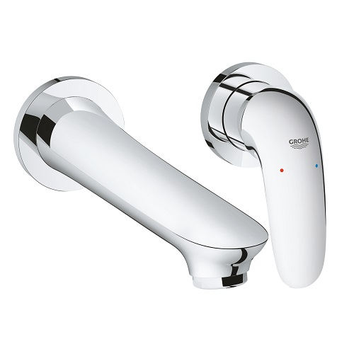 Grohe Eurostyle wall mounted basin mixer 29097003