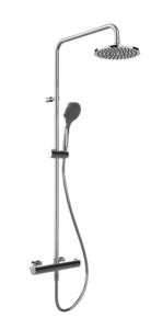 Gessi GES-35125031-CHR shower column