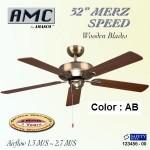 """Amasco 52"""" Merz Speed- AB"""