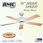"Amasco 52"" Merz Speed- WH"