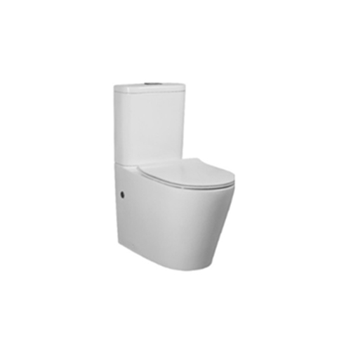 Inspire 6093 Water Closet, Rimless Design, Compact Size at 610mm only