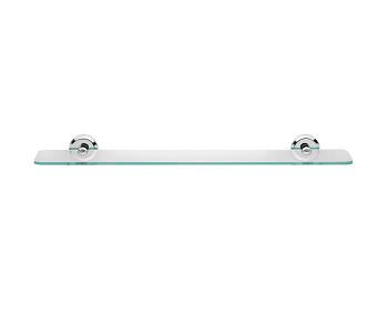 Justime glass shelf 6864-70-80CP
