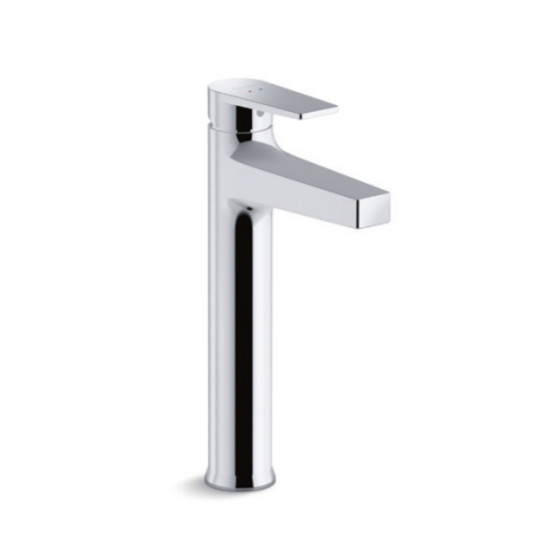 Taut Tall Lavatory Faucet K-74026T-4E2-CP