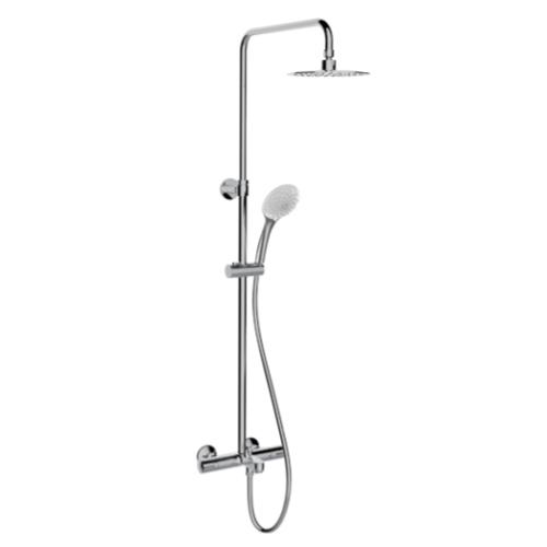 July Thermostatic Bath/Shower Column - Angular K-99741T-C9E2-CP