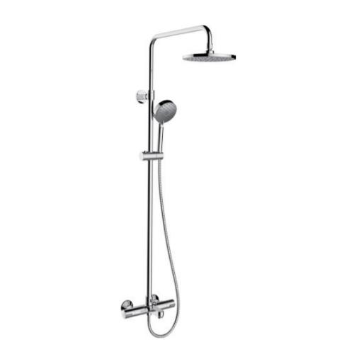 Kohler July Bath & Shower Column - Angular K-99742T-C9E2-CP