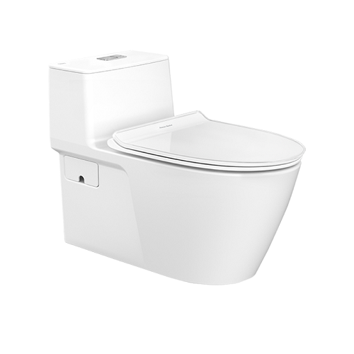 American Standard Acacia Supasleek One piece Toilet Bowl-CL20075-6DASGCBT