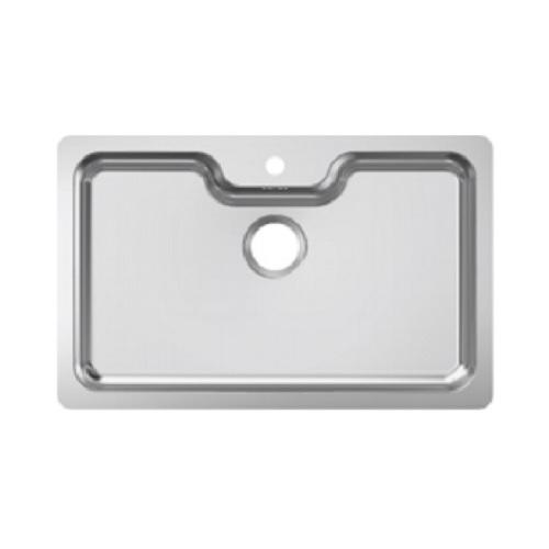Franke Bell undermount single bowl sink BCX 110-75TL