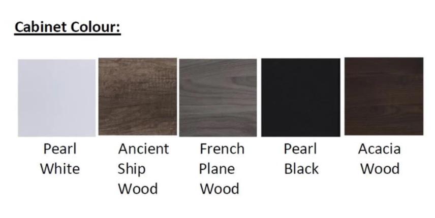 Basin Cabinet Color-Baron