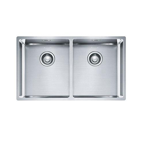 Franke BOX 220-36/36 Stainless Steel