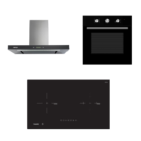 Mayer Kitchen Bundle Set MM75IDHB+MMBCH900+MMDO8
