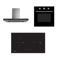 Mayer Kitchen Bundle Set MM75IDHB+MMBCH900+MMDO8
