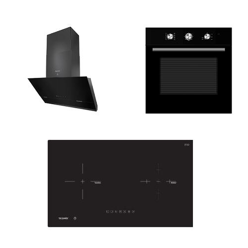 Mayer Kitchen Bundle Set MM75IDHB+MMSH8099-L+MMDO8