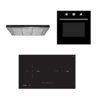 Mayer Kitchen Bundle Set MM75IDHB+MMSI900HS+MMDO8