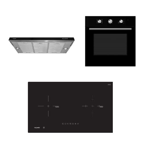 Mayer Kitchen Bundle Set MM75IDHB+MMSI900HS+MMDO8