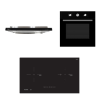 Mayer Kitchen Bundle Set MM75IDHB+MMSI903OT+MMDO8
