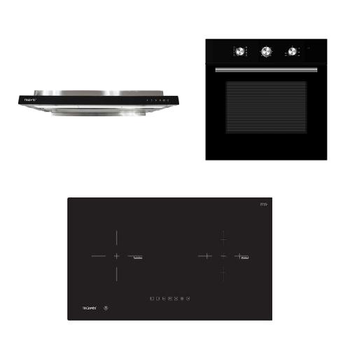Mayer Kitchen Bundle Set MM75IDHB+MMSI903OT+MMDO8