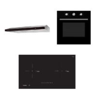 Mayer Kitchen Bundle Set MM75IDHB+MMSL902BE+MMDO8