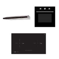 Mayer Kitchen Bundle Set MM75IDHB+MMSL902BE+MMDO8