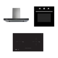 Mayer kitchen Bundle Set MM75IH+MMBCH900+MMDO8