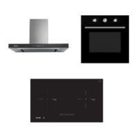 Mayer kitchen Bundle Set MM75IH+MMBCH900+MMDO8