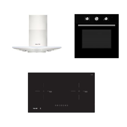Mayer kitchen Bundle Set MM75IH+MMCH905+MMDO8