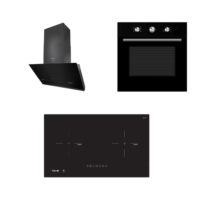 Mayer kitchen Bundle Set MM75IH+MMSH8099-L+MMDO8