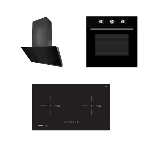 Mayer kitchen Bundle Set MM75IH+MMSH8099-L+MMDO8
