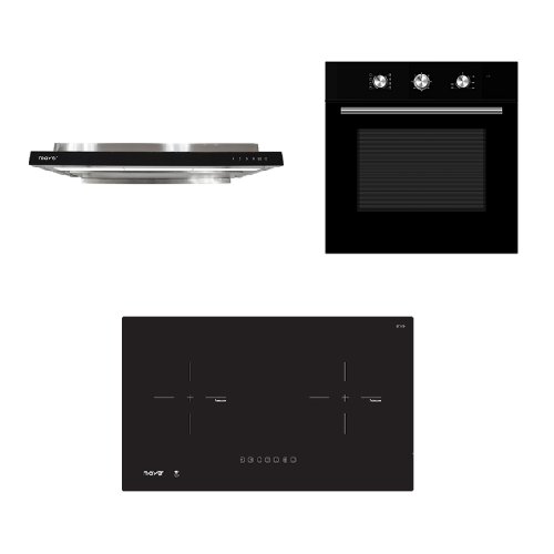 Mayer kitchen Bundle Set MM75IH+MMSI903OT+MMDO8