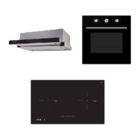 Mayer kitchen Bundle Set MM75IH+MMTH90+MMDO8