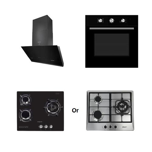 Mayer Kitchen Bundle Set MMSH8099-L+MMDO8+MMGH633/SS633