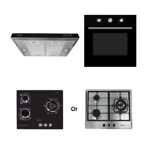 Mayer Kitchen Bundle Set MMSI600HS+MMDO8+MMGH633/SS633
