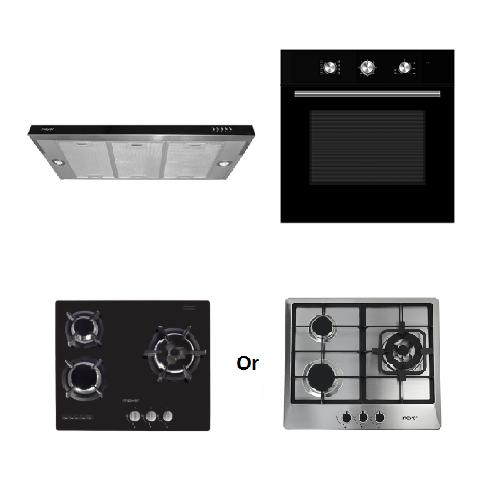 Mayer Kitchen Bundle Set MMSI900HS+MMDO8+MMGH633/SS633