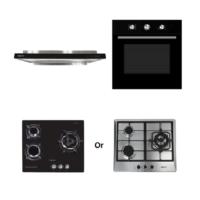 Mayer Kitchen Bundle Set MMSI903OT+MMDO8+MMGH633/SS633