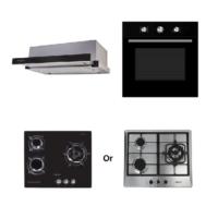 Mayer Kitchen Bundle Set MMTH90+MMDO8+MMGH633/SS633