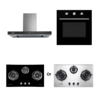 Mayer Kitchen BundleSet-MMGH773/SS773+MMBCH900+MMDO8