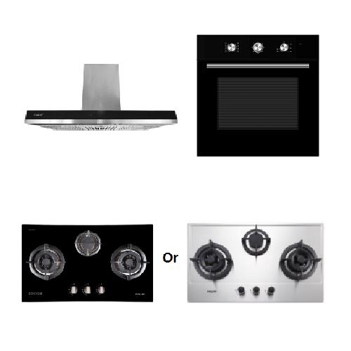 Mayer Kitchen BundleSet-MMGH773/SS773+MMCH907S+MMDO8