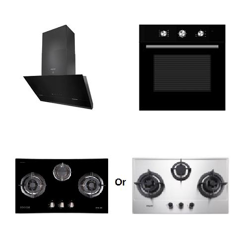 Mayer Kitchen BundleSet-MMGH773/SS773+MMSH8099L+MMDO8