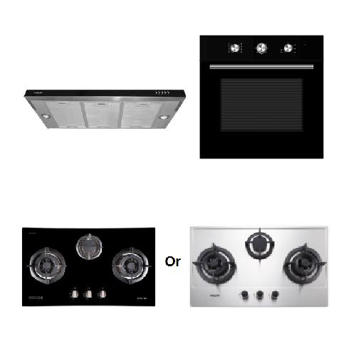 Mayer Kitchen BundleSet-MMGH773/SS773+MMSI900HS+MMDO8