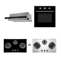 Mayer Kitchen BundleSet-MMGH773/SS773+MMTH90+MMDO8