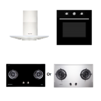 Mayer Kitchen Bundle Set MMGH882/SS882+MMDO8+MMCH905