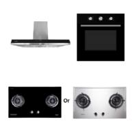 Mayer Kitchen Bundle Set MMGH882/SS882+MMDO8+MMCH907S