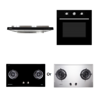 Mayer Kitchen Bundle Set MMGH882/SS882+MMDO8+MMSI903OT